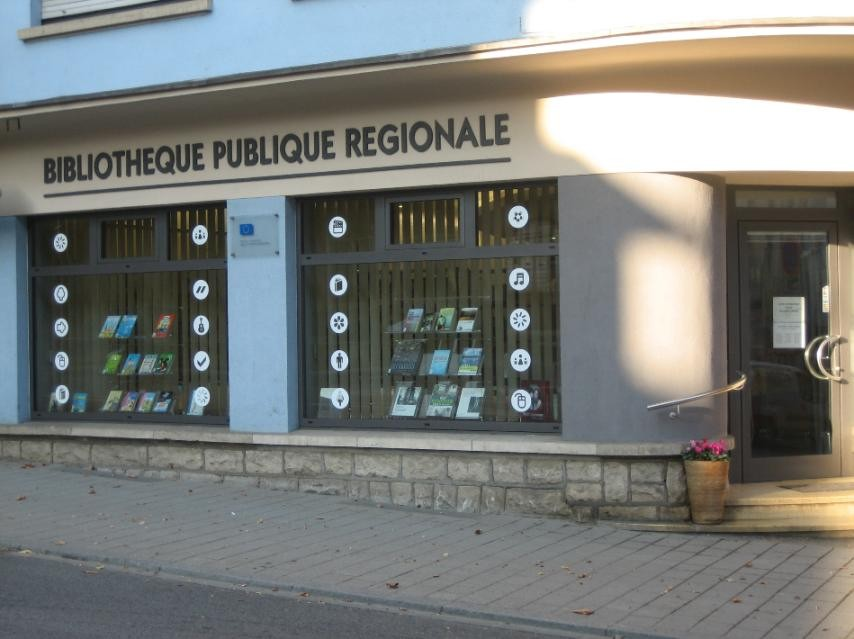 Ulbp union luxembourgeoise des bibliotheques publiques for Adresse chambre de commerce luxembourg